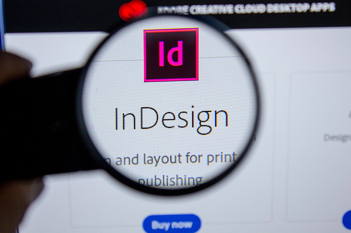 Impaginazione con InDesign